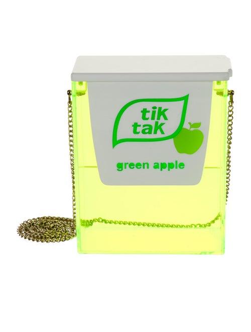 Urania Gazelli Green Apple Tik Tak Bag Lime