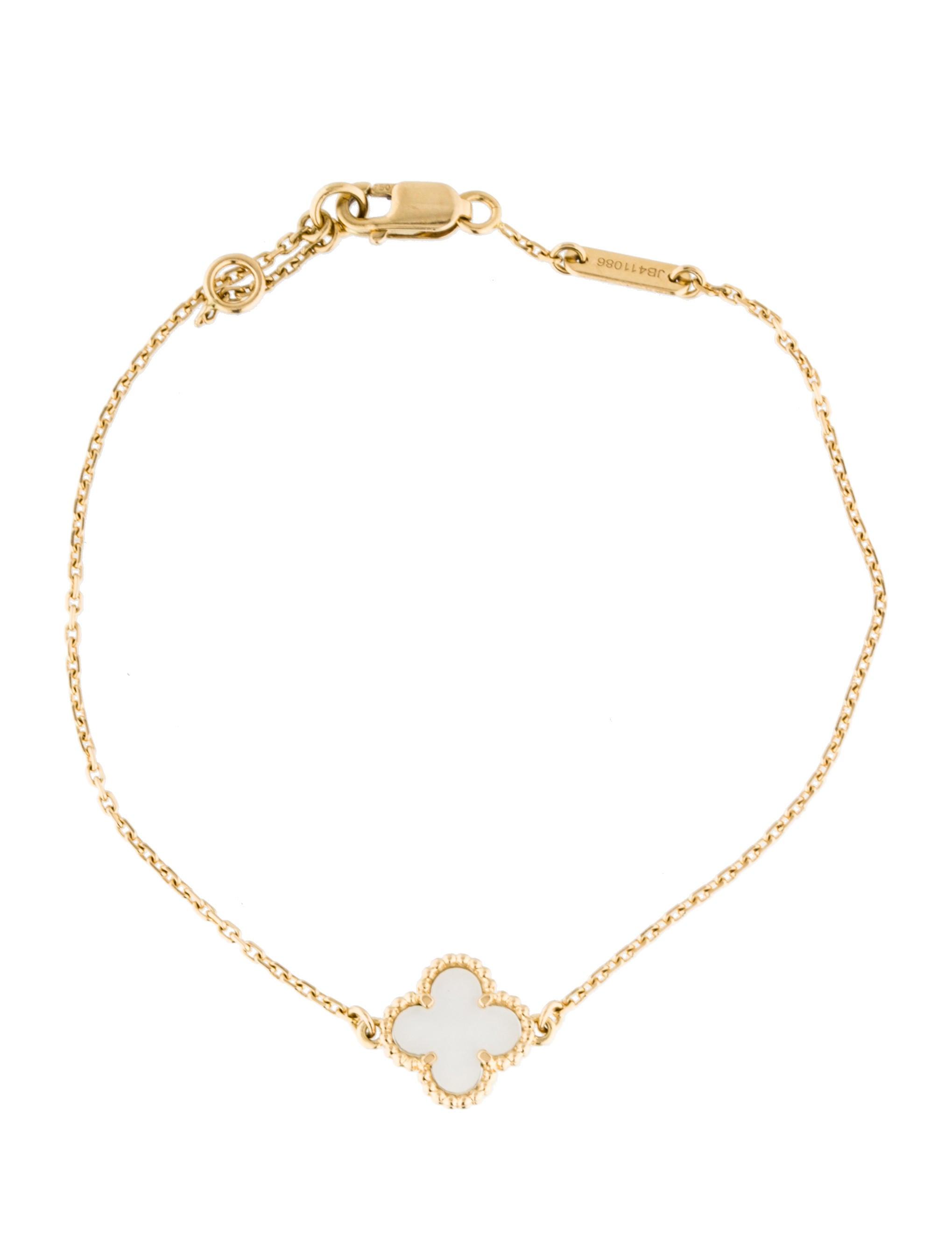 Van Cleef Arpels Sweet Alhambra Bracelet Bracelets Vac20790