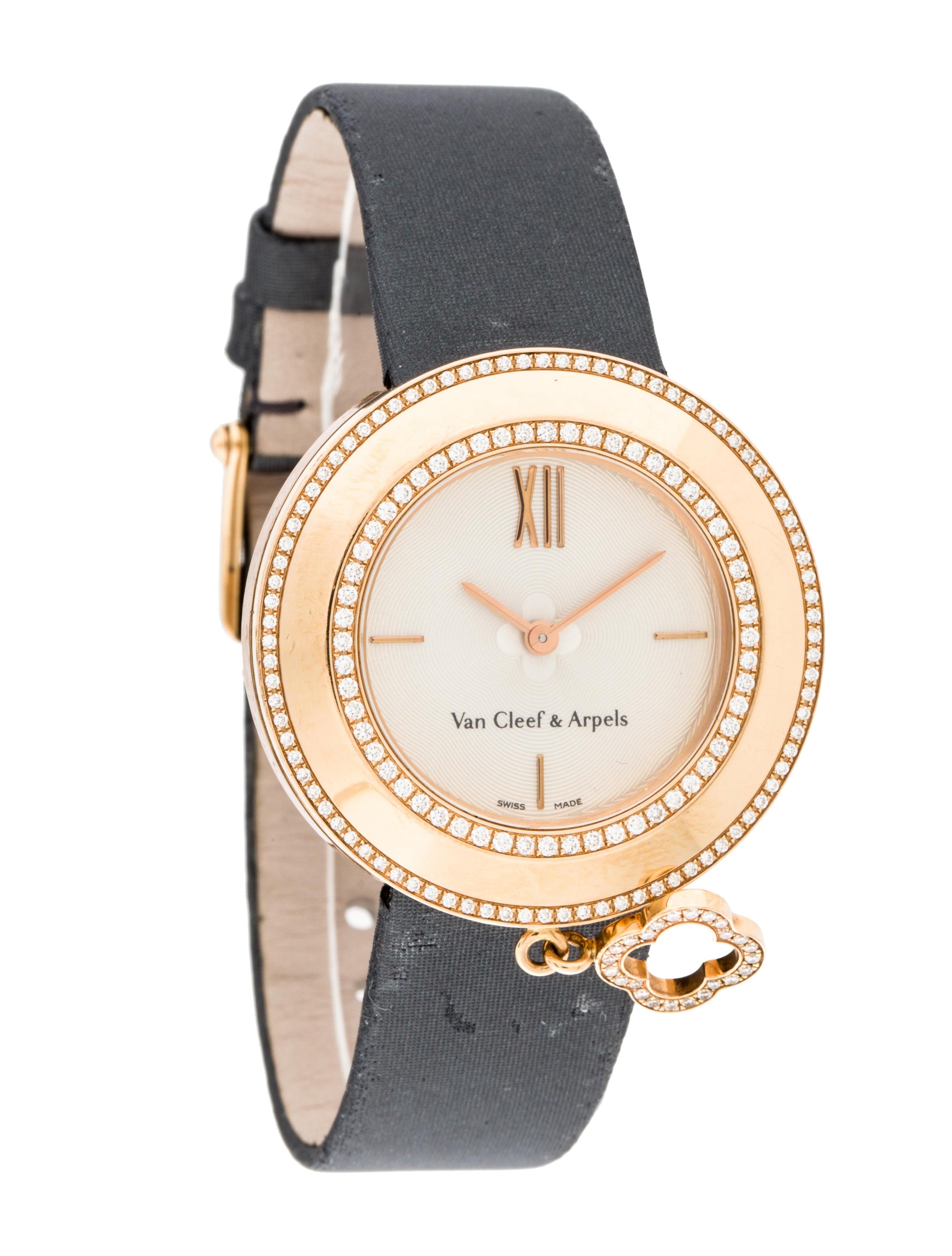 Van Cleef & Arpels Charms Watch - Strap