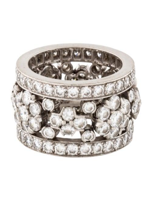 Van Cleef & Arpels Snowflake Ring