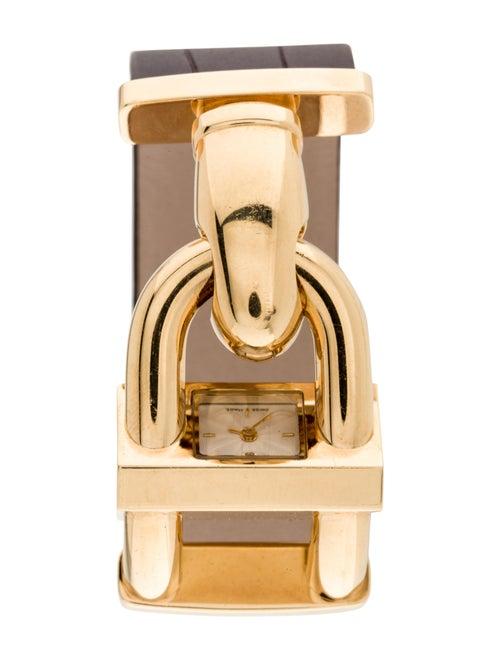 Van Cleef & Arpels Cadenas® Watch yellow