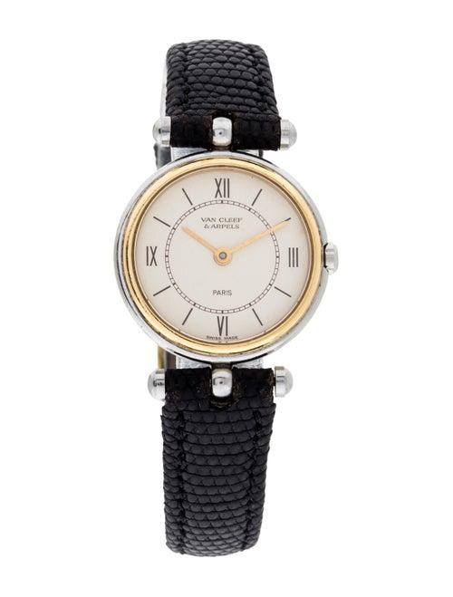Van Cleef & Arpels La Collection Watch Gold
