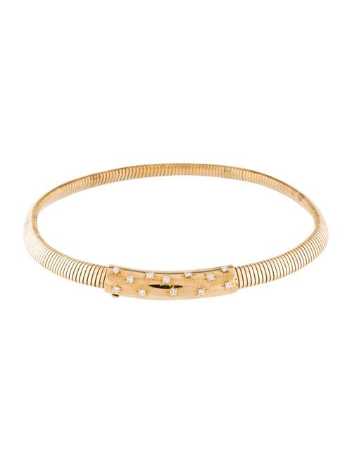 Van Cleef & Arpels Diamond Passe-Partout Necklace