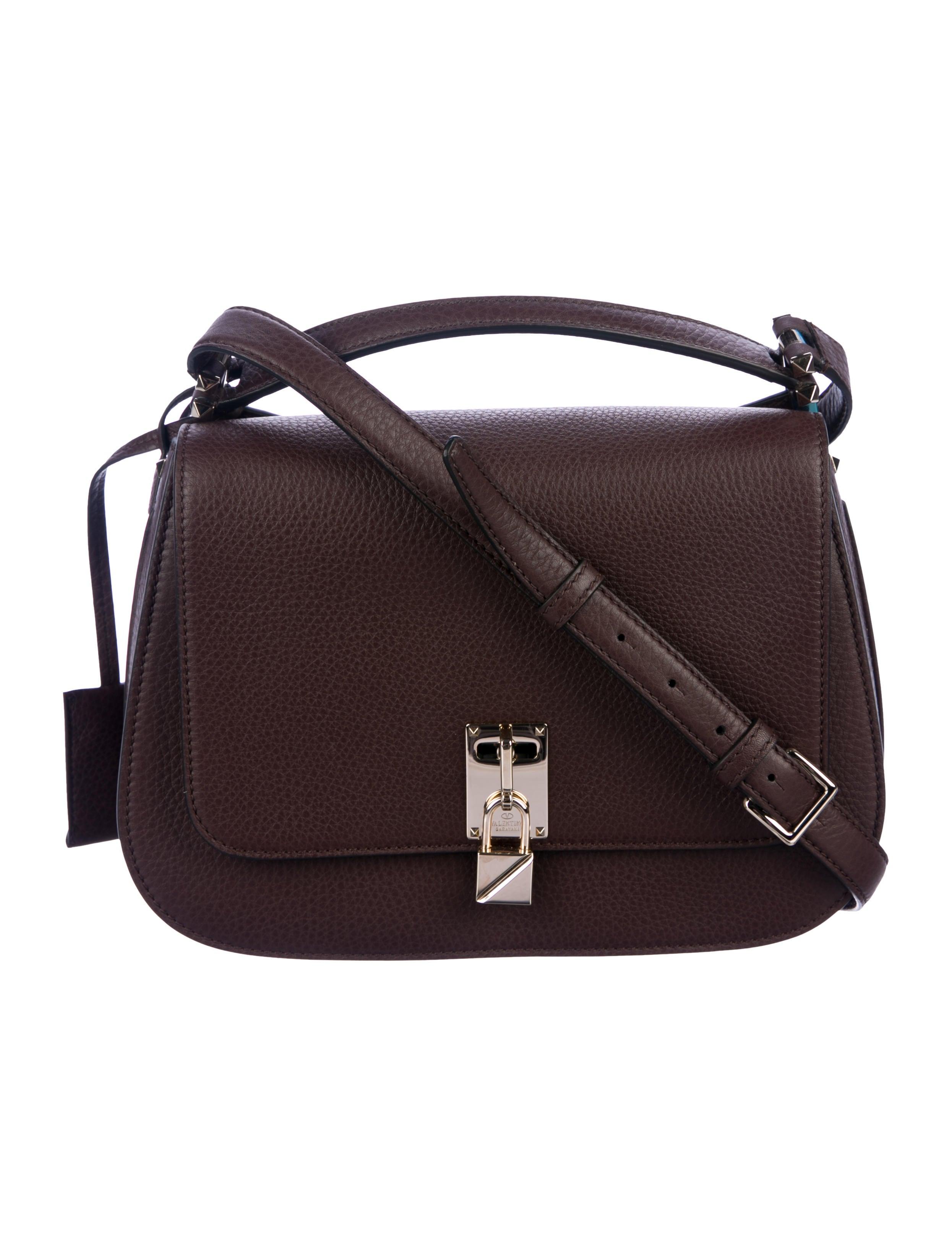 a3d52d66f9 Valentino 2017 Joylock Messenger Bag w  Tags - Handbags - VAL115631 ...