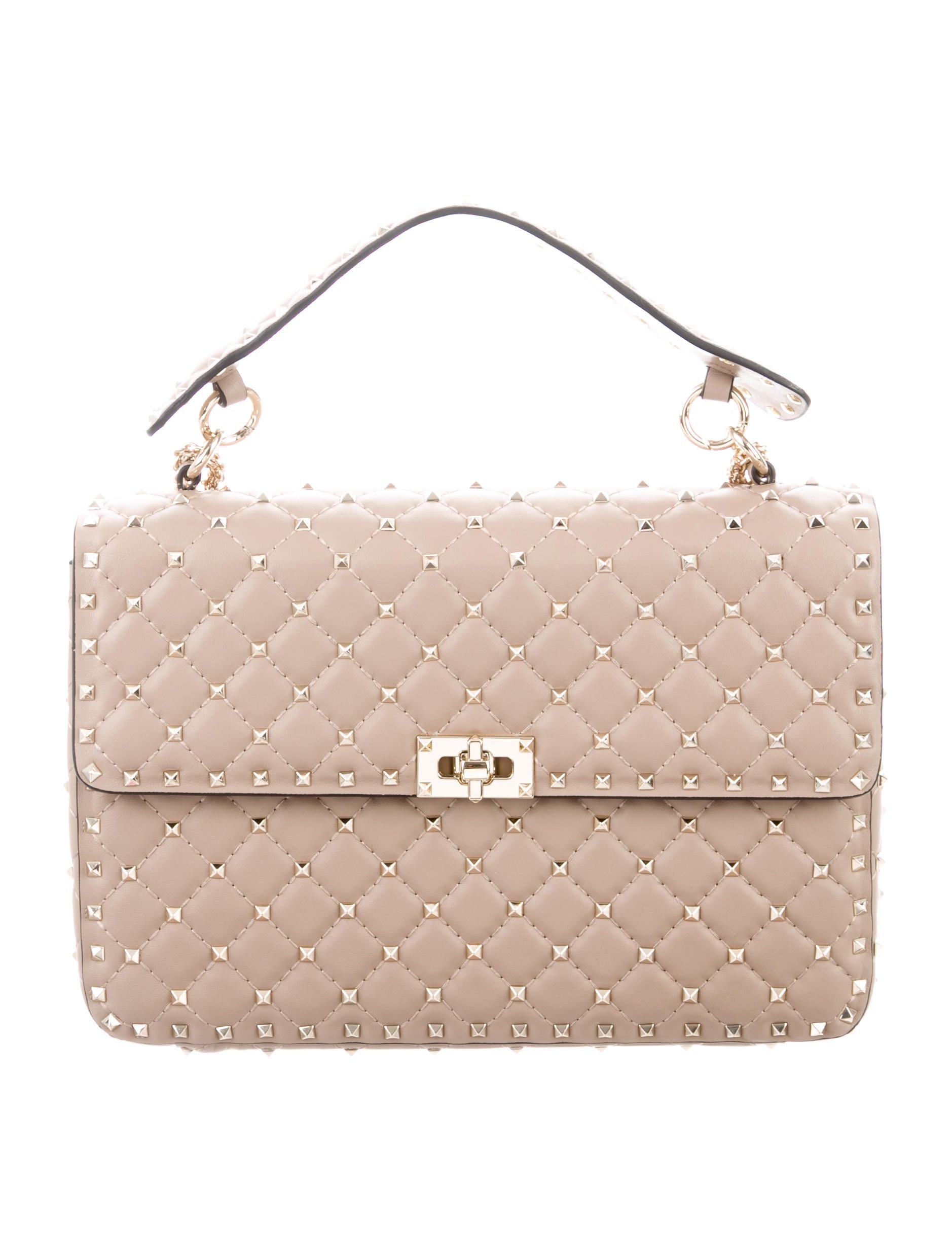 Rockstud Spike Large Crossbody Bag by Valentino