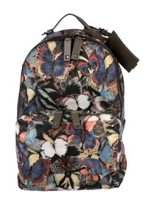 Valentino. Camu Butterfly Backpack b6e722436a3d1