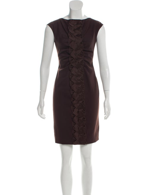 Valentino Mini Sheath Dress