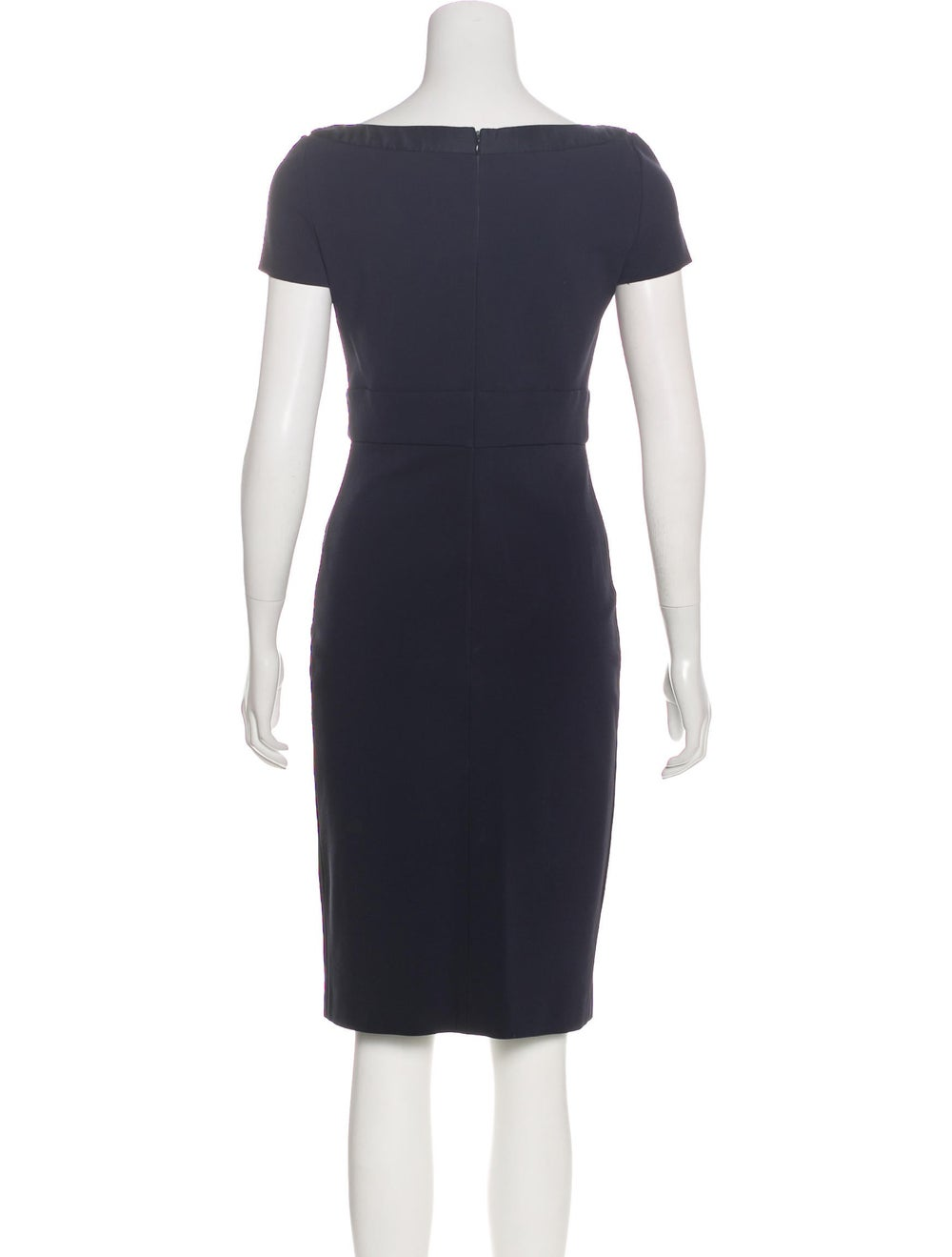 Valentino Accented Sheath Dress - image 3