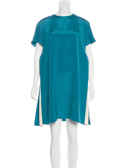 Valentino Silk Casual Dress