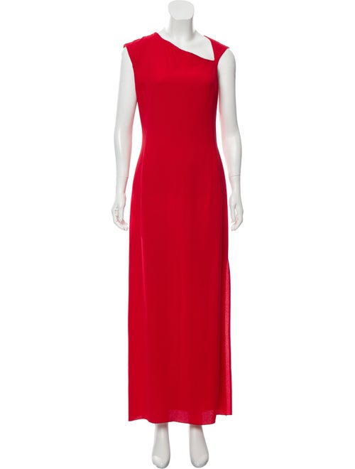Valentino Sleeveless Maxi Gown
