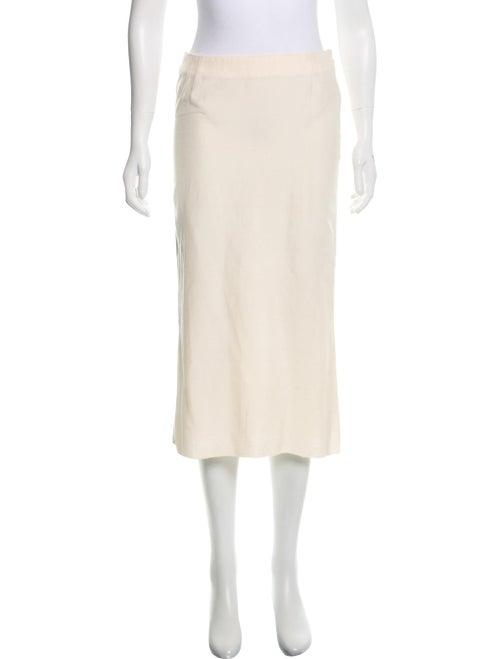 Valentino Pencil Midi Skirt
