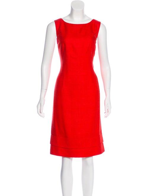 Valentino Vintage Silk Dress