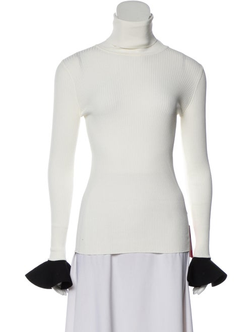 Valentino Turtleneck Long Sleeve Sweatshirt w/ Tag