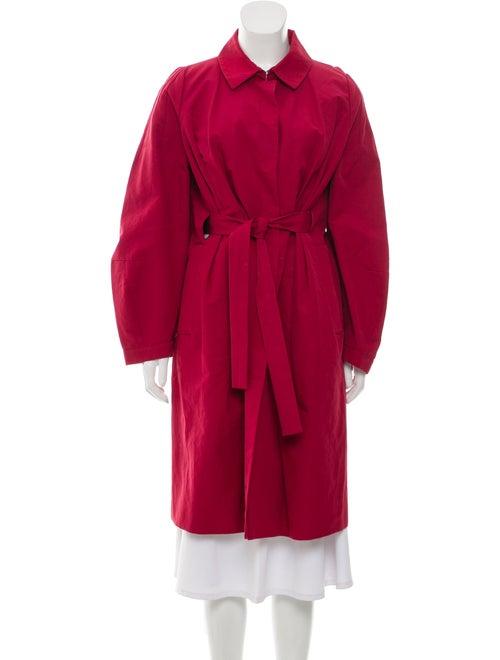 Valentino Trench Coat Pink - image 1