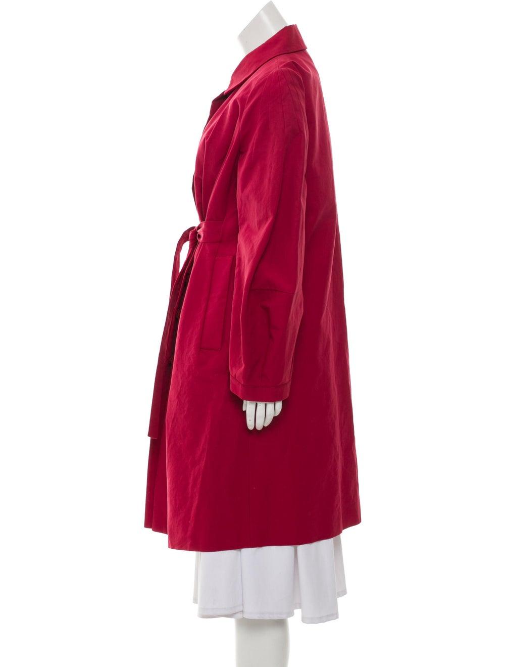 Valentino Trench Coat Pink - image 2
