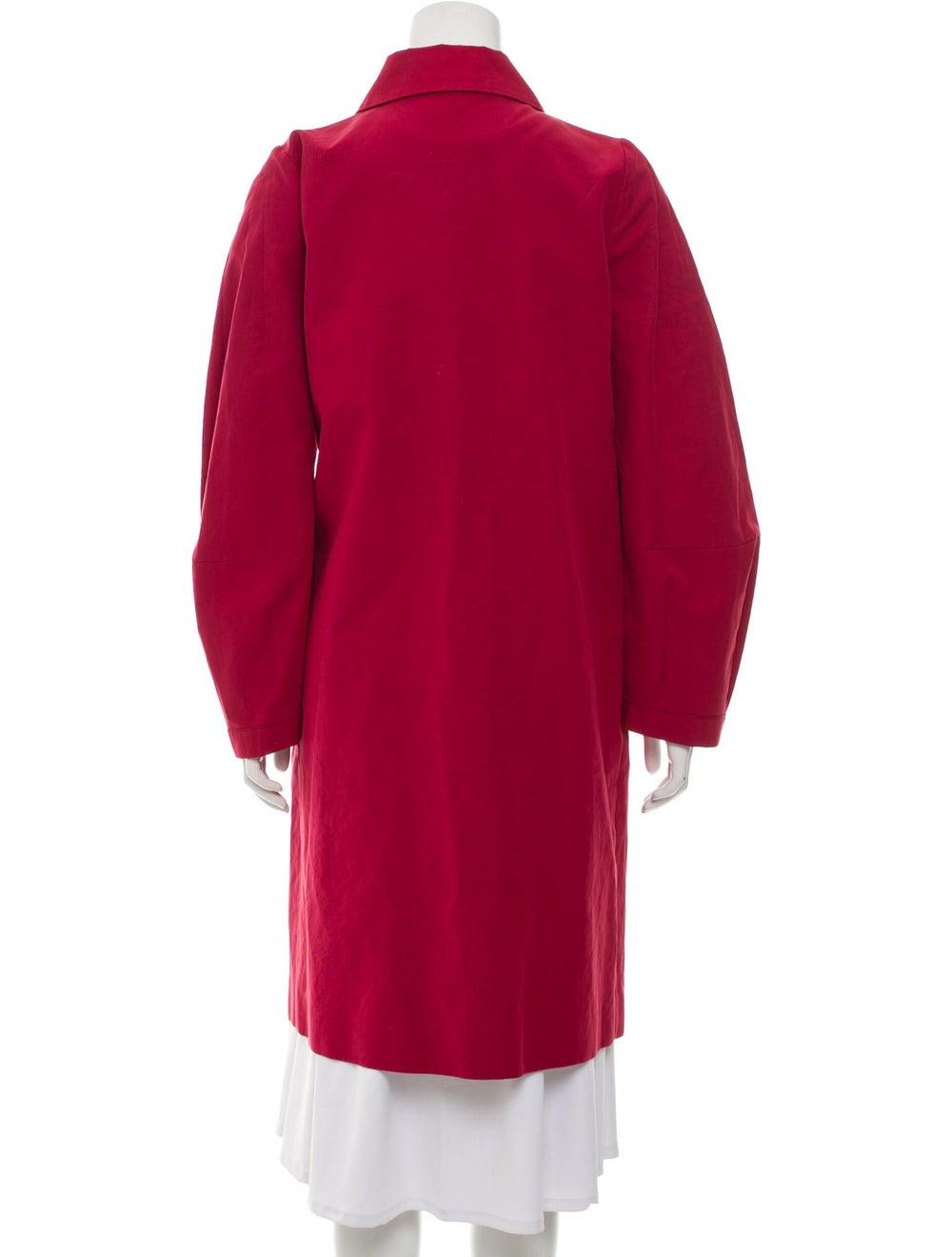 Valentino Trench Coat Pink - image 3