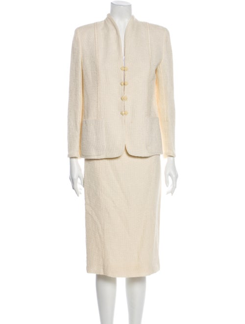 Valentino Skirt Suit