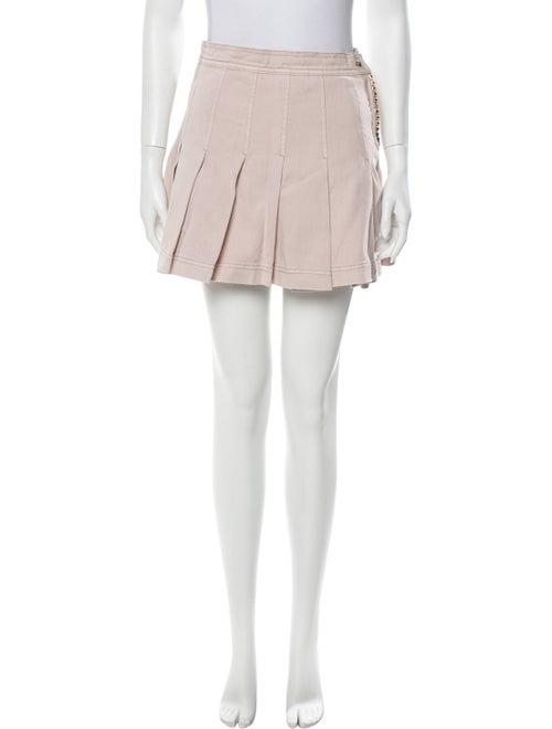 Valentino Mini Skirt Pink