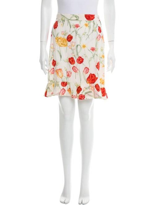 Valentino Vintage Mini Skirt