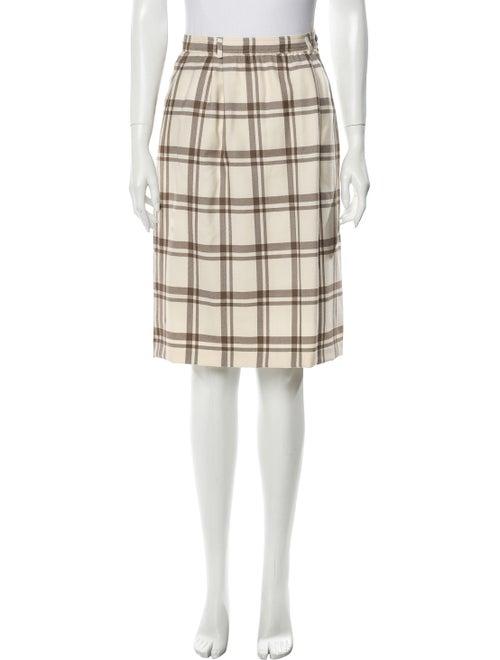 Valentino Vintage Knee-Length Skirt