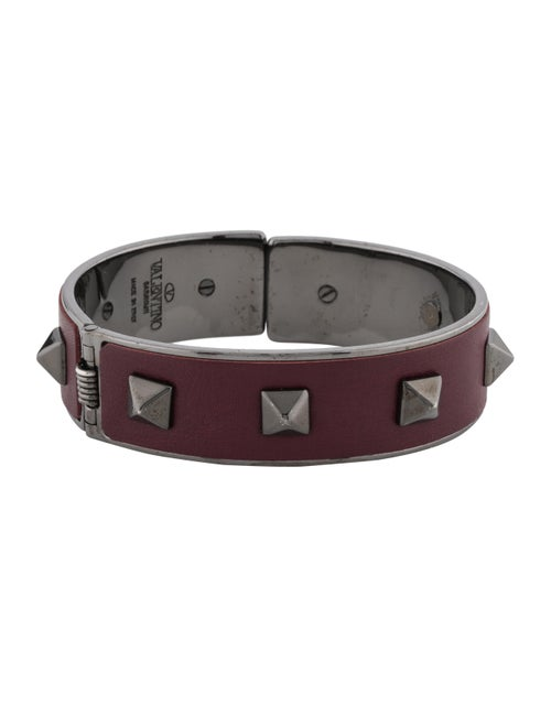 Valentino Rockstud Hinged Bangle