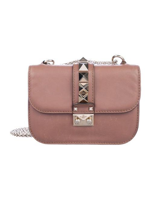 Valentino Glam Rock Shoulder Bag gold
