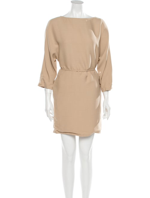 Valentino Silk Mini Dress
