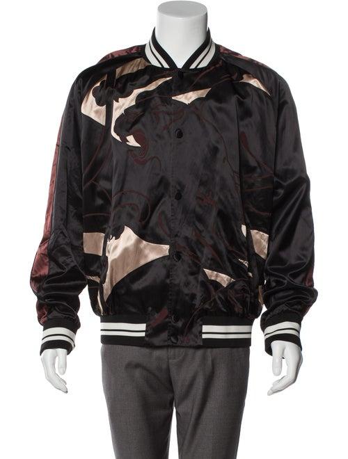 Valentino Panther Souvenir Jacket black