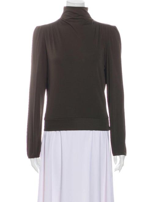 Valentino Turtleneck Long Sleeve Sweatshirt