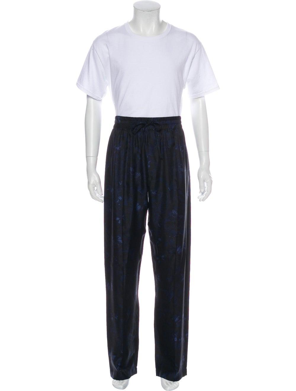 Valentino Silk Pajama Set black - image 4