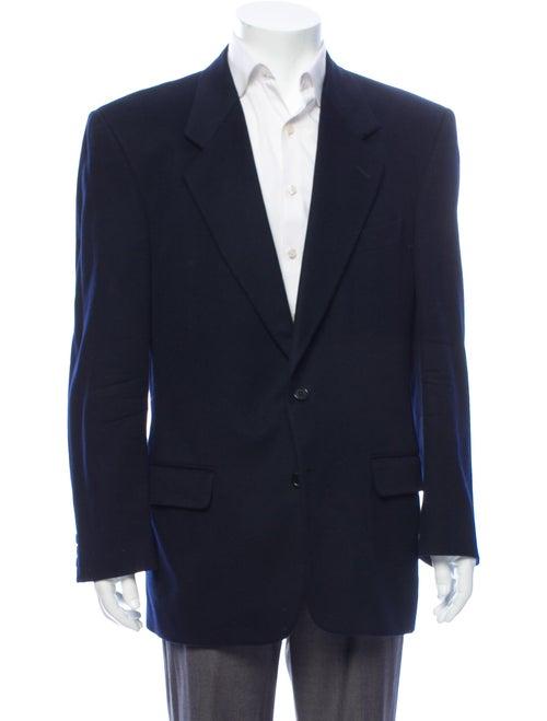 Valentino Vintage Sport Coat Blue