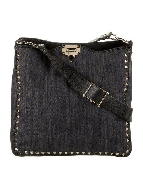 Valentino Messenger Bag Blue