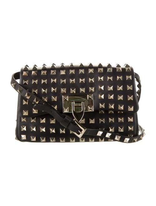Valentino Rockstud Crossbody Bag Black