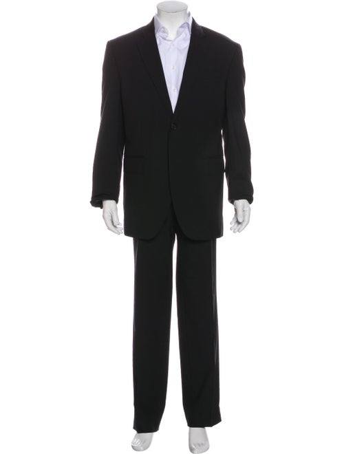 Valentino Fleece Wool Two-Piece Suit Wool - image 1