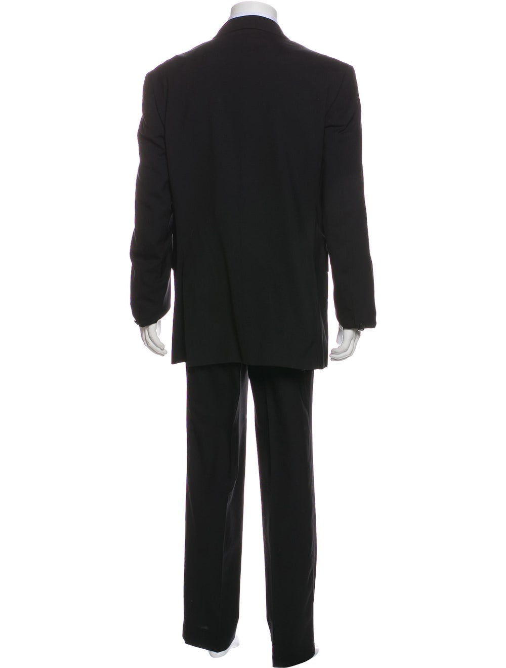 Valentino Fleece Wool Two-Piece Suit Wool - image 3