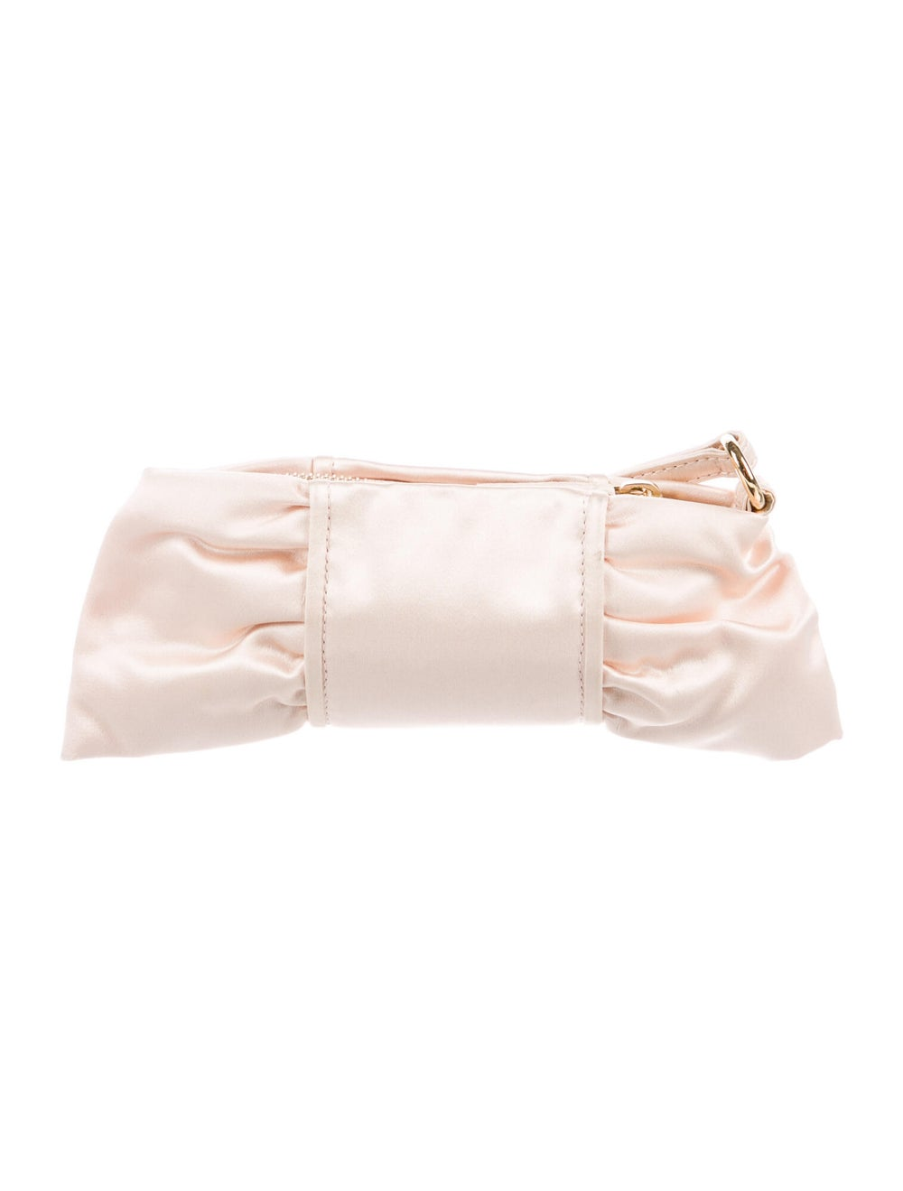 Valentino Satin Clutch w/ Tags Pink - image 4