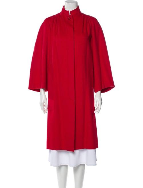 Valentino Vintage Coat Red
