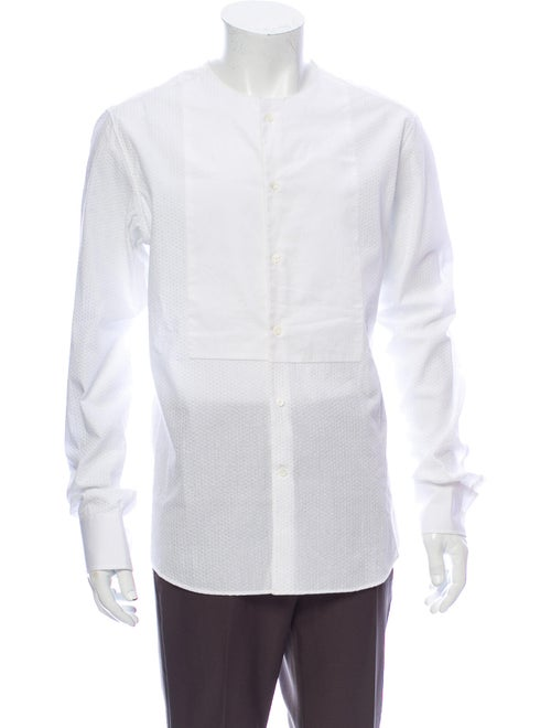 Valentino Long Sleeve Shirt White