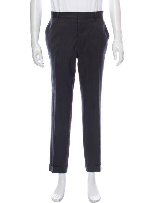 Valentino Wool Dress Pants Wool