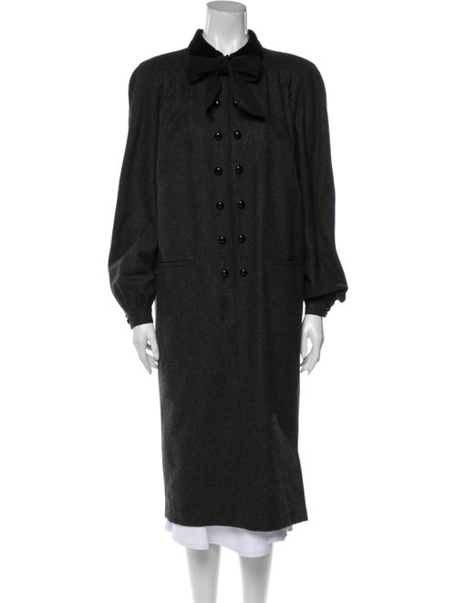 Valentino Vintage Coat Grey