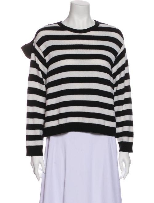 Valentino Cashmere Striped Sweater