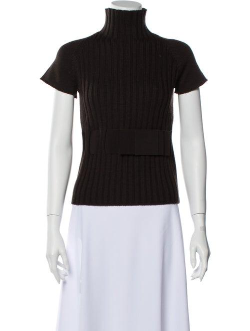Valentino Wool Turtleneck Sweater Wool