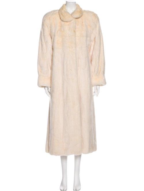 Valentino Vintage Fur Coat