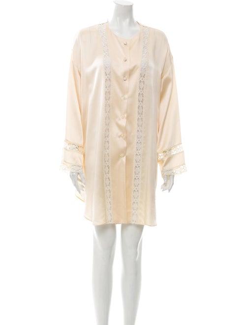 Valentino Vintage Silk Pajamas