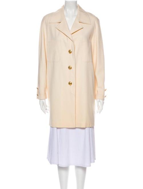 Valentino Vintage Wool Coat Wool