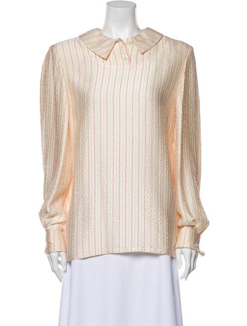 Valentino Vintage Silk Blouse