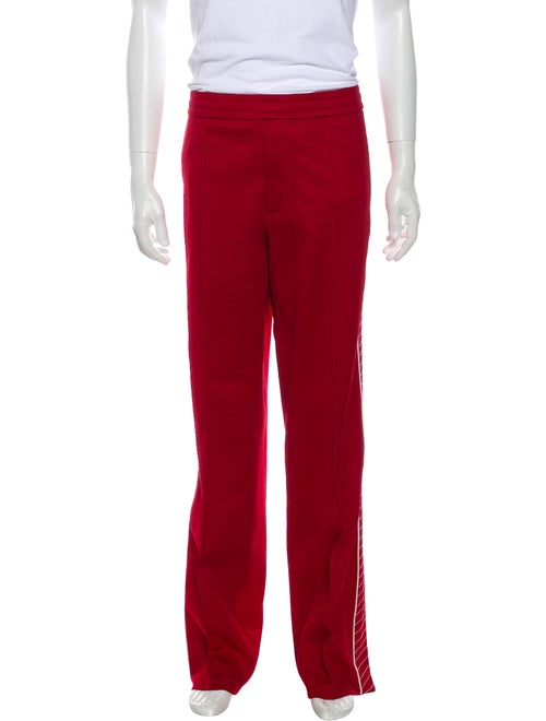 Valentino Track Pants Red