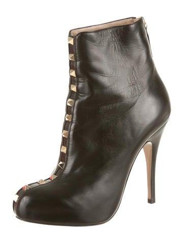 Rockstud Boots