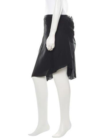 Silk Skirt w/ Tags