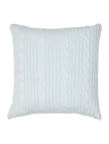 Cashmere Throw Pillows